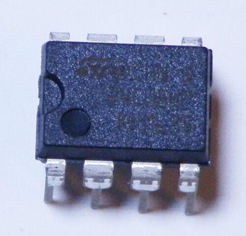 10 EACH Universal Leaded 24C08 EEPROM IC