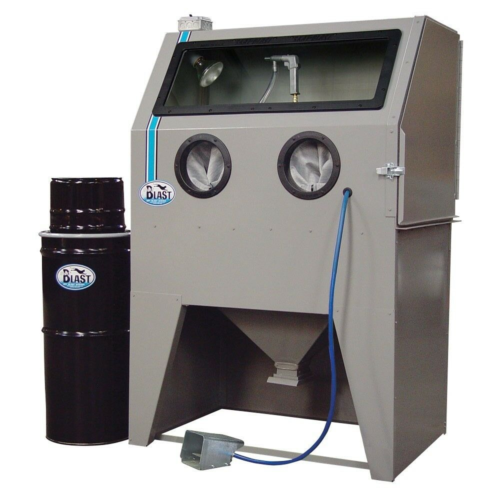 TP Tools® USA 940-DLX Deluxe Abrasive Blast Cabinet, Made in USA