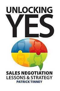 Unlocking-Yes-Sales-Negotiation-Lessons-amp-Strategy-Brand-New-Free-P-amp-P-in-t