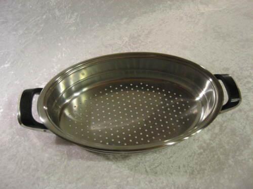 AMC Siebgareinheit für Ovaler Bräter 34 x 20 cm