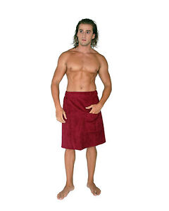 men sauna kilt bath towel sauna towel from 100 cotton. Black Bedroom Furniture Sets. Home Design Ideas