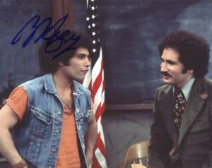 Robert-Hegyes-034-Welcome-Back-Kotter-034-AUTOGRAPH-Signed-8x10-Photo
