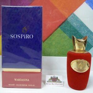 Sospiro Wardasina 34 Oz 100 Ml Eau De Parfum Spray New In Box