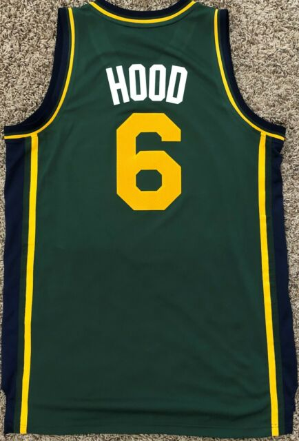 purchase cheap c6c91 d1a67 Rodney Hood Utah Jazz Adidas Swingman Jersey - Adult Large - Green NBA