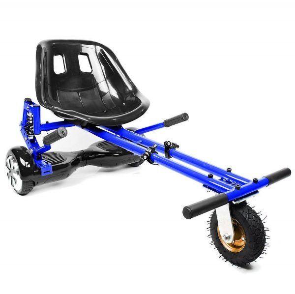 bleu Suspension Original hoverkart convertir Hoverboard dans Karts
