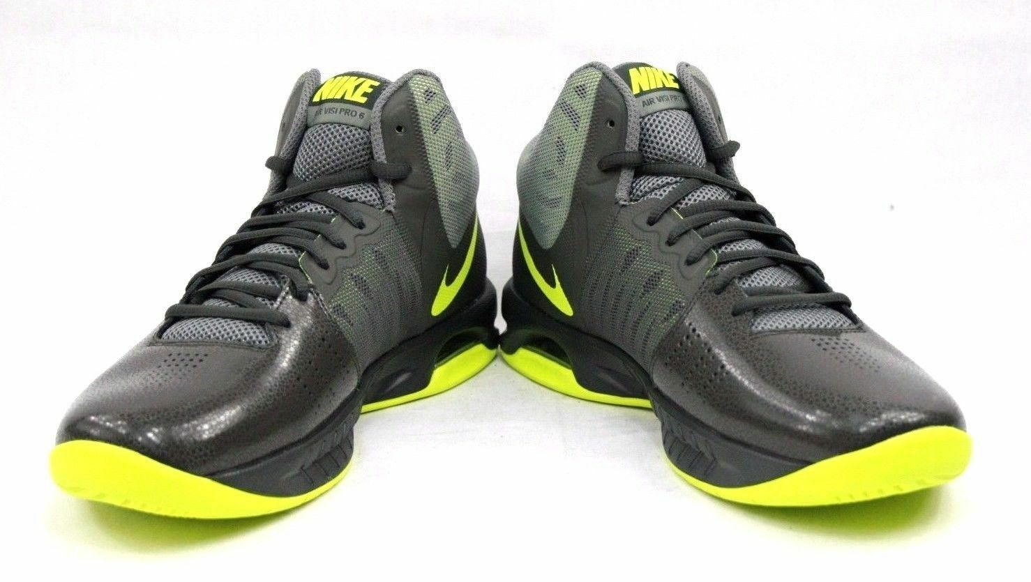 e3d088a77d Nike Men's Air Visi Pro VI Basketball shoes 749167-200 SZ 10 Athletic  nwebxn4155-Athletic Shoes