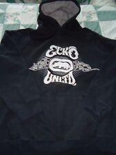 Men's size Medium Black Ecko Unltd Hoodie Sweat Shirt