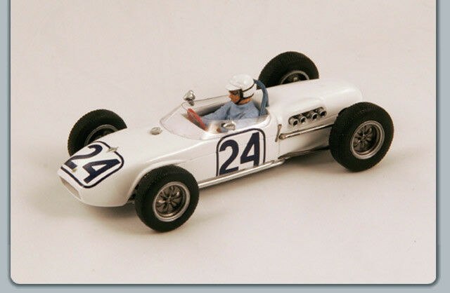 Lotus 18 J.hall 1960    24 Us Gp 1 43 Model S1841 SPARK MODEL 806a18