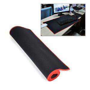 Hot 750x400x3mm LARGE ANTISLIP LAPTOP PC MOUSE PAD Desk MAT