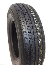 2 New ST 205/75R15 FREESTAR RADIAL 8 PLY RATED D  2057515 205 75 15 TRAILER TIRE