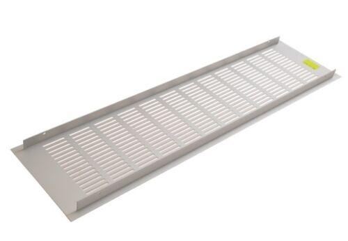 Argent Air Grille Ventilation Intégré Appareils Meubles Aluminium Ventilation