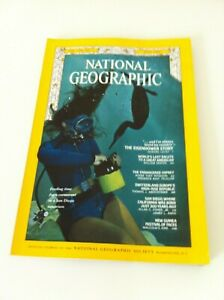 National-Geographic-Magazine-July-1969-Eisenhower-San-Diego-VGC