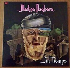 """LP  VINILO 12"""" SPANISH HEAVY METAL MEDINA AZAHARA - SIN TIEMPO - AVISPA 1992"""