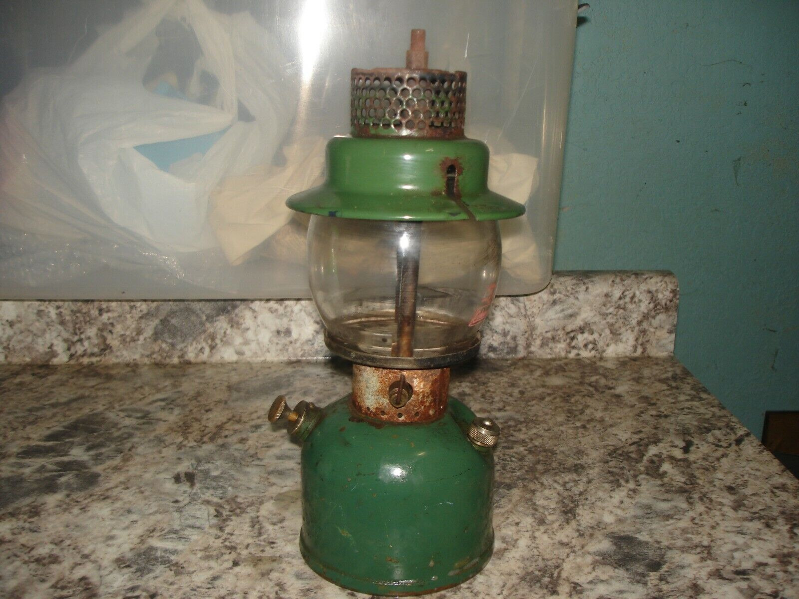Of lanterns value old coleman Antique Lantern