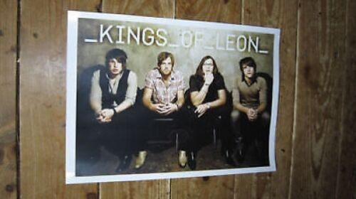 The Kings of Leon Fantastic New POSTER