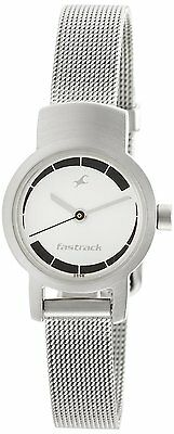 Fastrack 2298SSA Analog Watch  - For Women