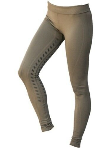 Goode Rider Women's Seamless Designer Full Seat Riding Tights Non-Chafing