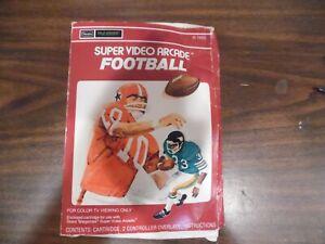 Sears-Tele-Games-Telegames-Super-Video-Arcade-Football-NFL-Football