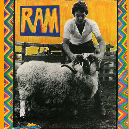 Paul & Linda Mccartney Ram 180gm Vinyl LP NEW sealed