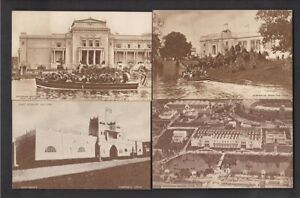 Exhibition-London-BRITISH-EMPIRE-1924-collection-lot-x22-PPCs-by-Fleetway