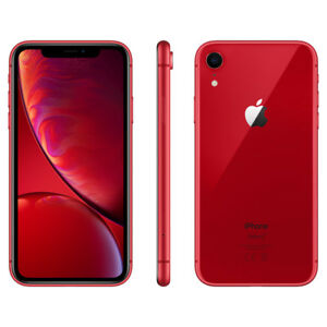 APPLE-IPHONE-XR-64GB-ROSSO-6-1-NUOVO-RED-GAR-24-MESI-SMARTPHONE-64-GB-X-R