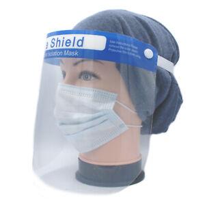 Gesichtsschutz Set Face Schield Gesichtsschutzschild Augenschutz Gesichtsschild