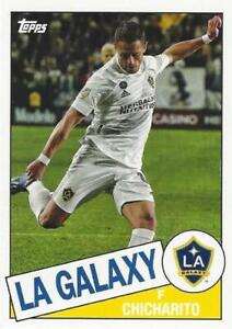 2020 Topps Major League Soccer 'Topps Throwback' Chase Insert Card - You Choose