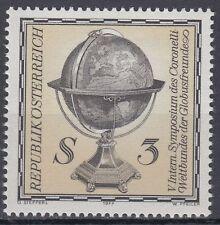 Österreich Austria 1977 ** Mi.1554 Coronelli Globus Globe