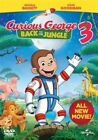 Curious George 3 - Back to The Jungle 5053083040628 DVD Region 2