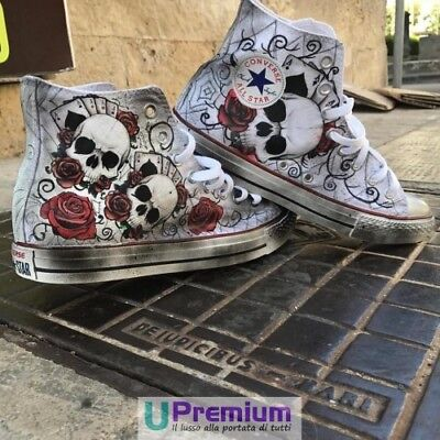 converse all star rosa uomo