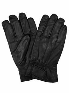 Giromy-Samoni-Mens-Warm-Winter-Leather-Driving-Gloves-with-Side-Vents-Black
