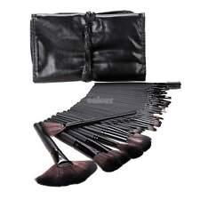 Kit 32 Profesional Pincel de maquillaje Brocha Cosmetica Make Up Brush + bolso