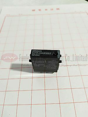 G3MB-202PL-UTU DC12 Solid State Relay 2A 12VDC 4 Pins x 1pc
