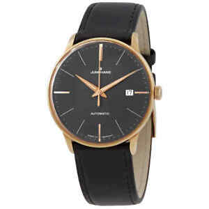 Junghans Meister Classic Automatic Grey Dial Men's Watch 027/7513.00