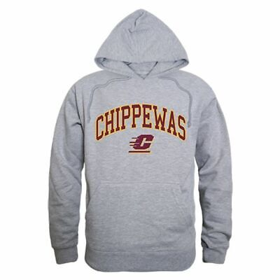 Central Michigan University Girls Zipper Hoodie School Spirit Sweatshirt Game Time