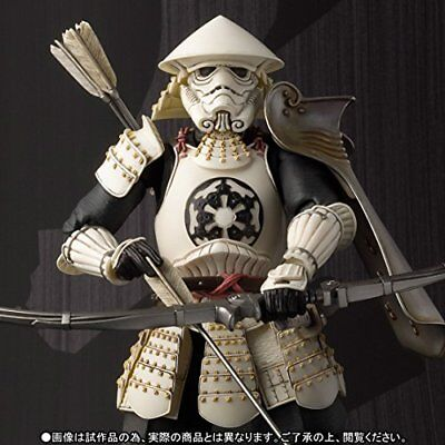 18 cm Star Wars Samurai Teppo Ashigaru Stormtrooper action figure model toy gift