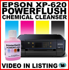Epson xp-620: cabeza Kit De Limpieza-Boquilla Limpiador & Flush: Cabezal De Impresión Desatascador