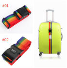 Travel Luggage Password Suitcase Secure Lock Safe Nylon Packing Strap Belt