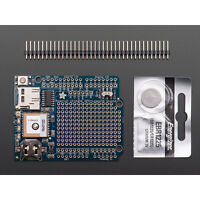 Adafruit Industries 1272 Adafruit Ultimate Gps Logger Shield - Includes Gps Modu