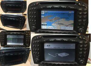 Mercedes Comand 2.0 R230 SL-Klasse Original Navigationssystem A2308202989 JAPAN