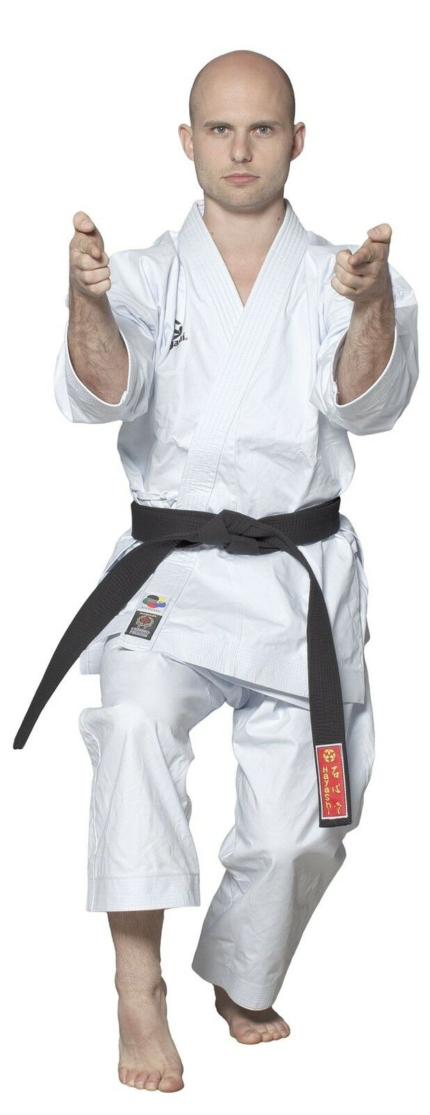 Karate Anzug TENNO 160, 165 u.170cm Offiziell WKF lizensiert. Budoland - Hayashi