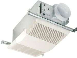 Image Is Loading Nutone Bathroom Ceiling Exhaust Fan With 1300 Watt