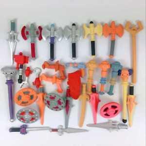 Random-10pcs-Loyal-Subjects-Master-of-the-Universe-MOTU-Weapons-Swords-accessory
