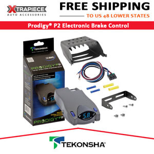 Image Is Loading Tekonsha Prodigy P2 Electric Brake Control Proportional For