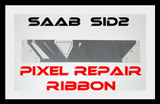 SAAB SID2 93 95 COMPUTER INFORMATION DISPLAY LCD CLOCK PIXEL REPAIR RIBBON CABLE
