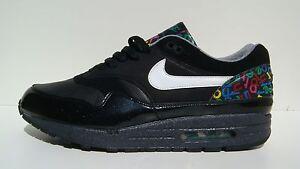 Nike Air Max 1 Premium 10 11 Rare 2007 Alphabet 309717 012 Atmos B