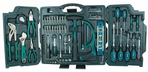 und Haushalts-Werkzeugkoffer M29085 Mannesmann 89-teiliger Premium Universal