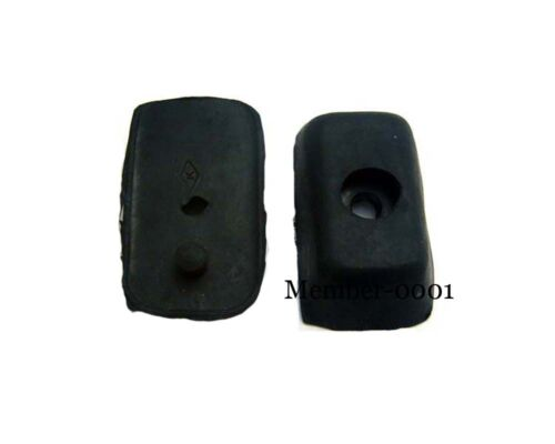 Pair Bumper Gate Door Rubber for Toyota Hilux LN30 LN40 RN30 31 32 33 46 Pickup