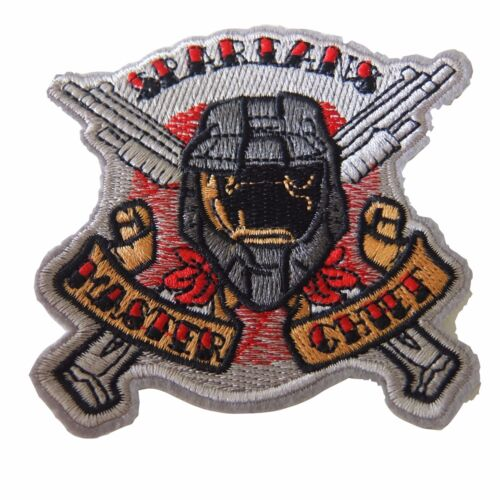 Halo Master Chief Spartans Embroidered Patch