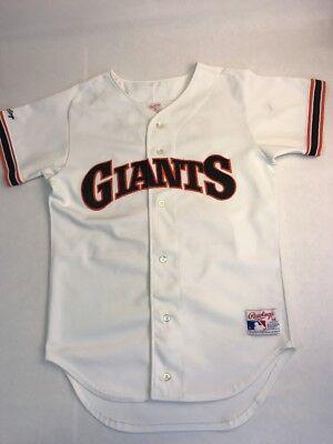 new concept cedb2 ce744 Vintage Will Clark Jersey Size 38 Rawlings San Francisco Giants MLB  Baseball   eBay